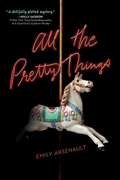 Cover of All the Pretty Things