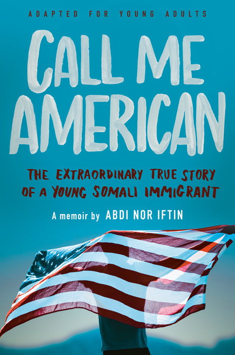 Cover of Call Me American (Adapted for Young Adults)