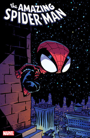 AMAZING SPIDER-MAN 75 YOUNG VARIANT