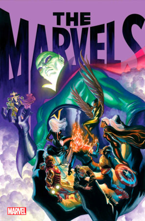 THE MARVELS 7