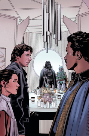 STAR WARS 10 SPROUSE EMPIRE STRIKES BACK VARIANT