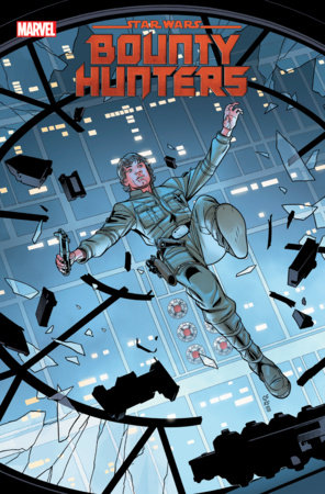 STAR WARS: BOUNTY HUNTERS 10 SPROUSE EMPIRE STRIKES BACK VARIANT