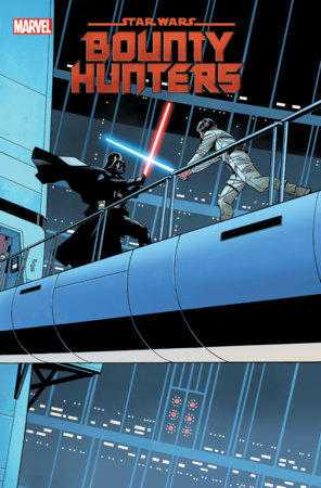 STAR WARS: BOUNTY HUNTERS 11 SPROUSE EMPIRE STRIKES BACK VARIANT