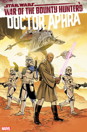 STAR WARS: DOCTOR APHRA 15 SPROUSE LUCASFILM 50TH VARIANT