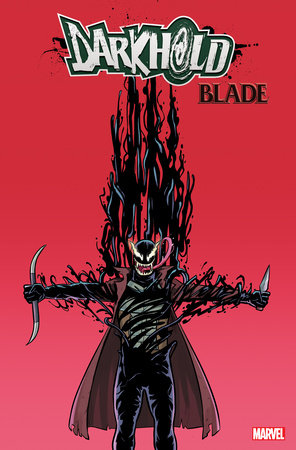 THE DARKHOLD: BLADE 1 BUSTOS STORMBREAKERS VARIANT