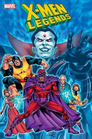X-MEN LEGENDS 10