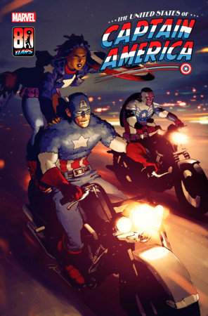THE UNITED STATES OF CAPTAIN AMERICA 2