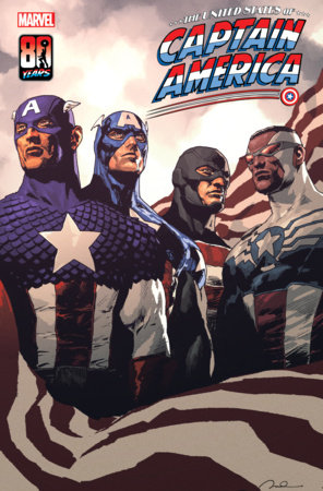 THE UNITED STATES OF CAPTAIN AMERICA 5
