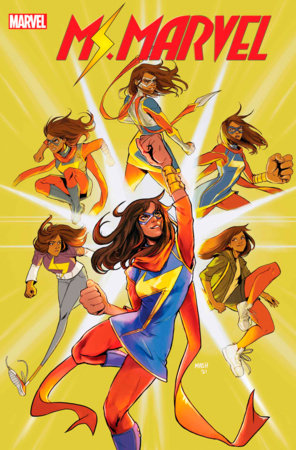 MS. MARVEL: BEYOND THE LIMIT 1