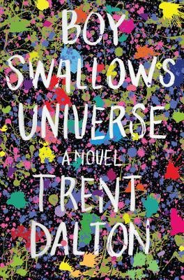 Cover of Boy Swallows Universe