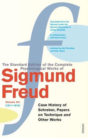 The Complete Psychological Works of Sigmund Freud Vol.12
