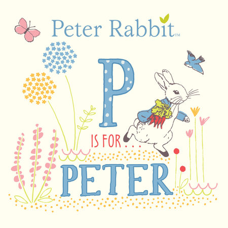 P Is for Peter