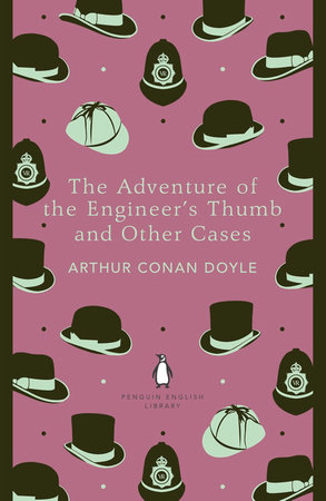 The Penguin English Library Adventures Of The Engineers Thumb And