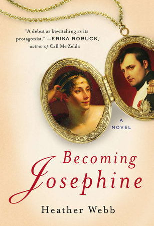 Cover of Becoming Josephine