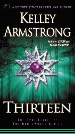 Thirteen (women of the otherworld series #13) by kelley armstrong.