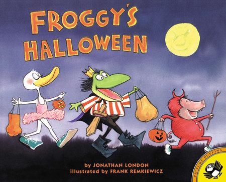 Froggy's Halloween