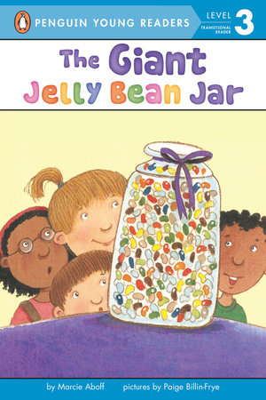 The Giant Jellybean Jar