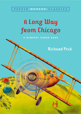 A long way from chicago book report