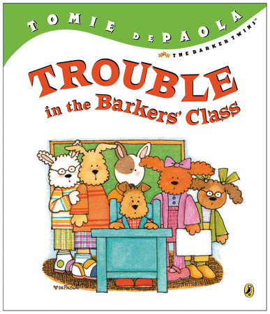 meet the barkers book