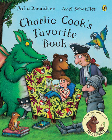 Charlie Cook's Favorite Book