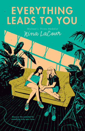 Cover image for Everything Leads to You