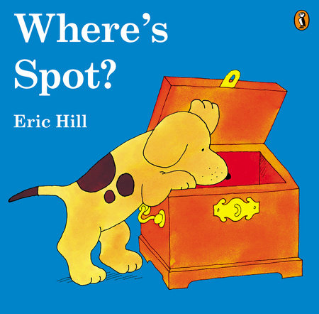 Cover image for Where's Spot (color)