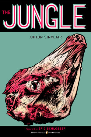 Cover image for The Jungle