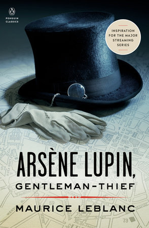 Cover image for Arsène Lupin, Gentleman-Thief