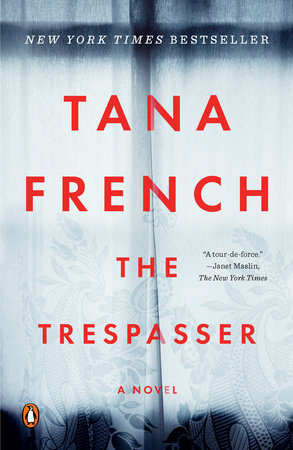 The Trespasser book cover