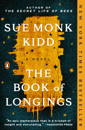 Cover image for The Book of Longings
