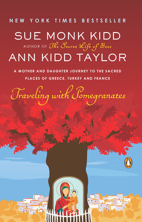 Traveling with Pomegranates book cover