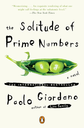 Cover of The Solitude of Prime Numbers