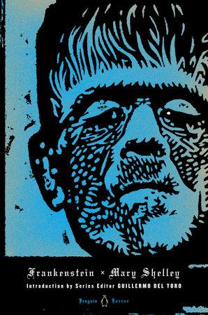 Cover image for Frankenstein