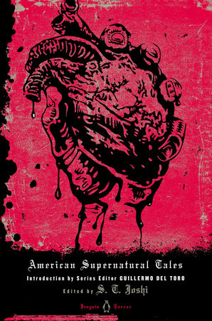 Cover image for American Supernatural Tales