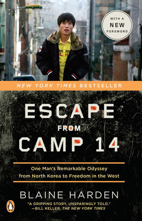 Print Book: Escape from Camp 14