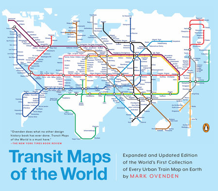 Transit maps of the world penguin random house canada trade paperback november 3 2015 gumiabroncs Images