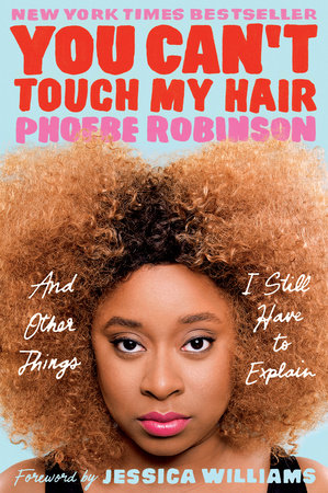 Cover image for You Can't Touch My Hair