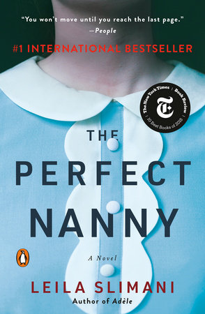 Cover of The Perfect Nanny