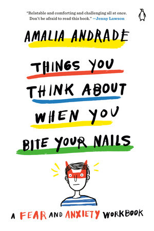 Things You Think About When You Bite Your Nails