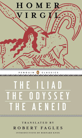 The Iliad, The Odyssey, and The Aeneid Box Set