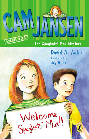 Cam Jansen and the Spaghetti Max Mystery