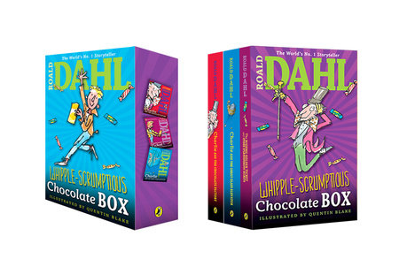 Roald Dahl's Whipple-Scrumptious Chocolate Box