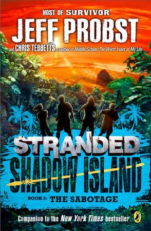 Shadow Island: The Sabotage