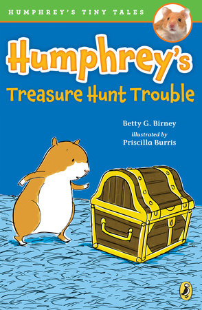 Humphrey's Treasure Hunt Trouble