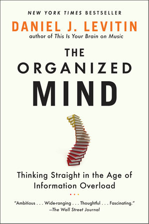 Cover image for The Organized Mind