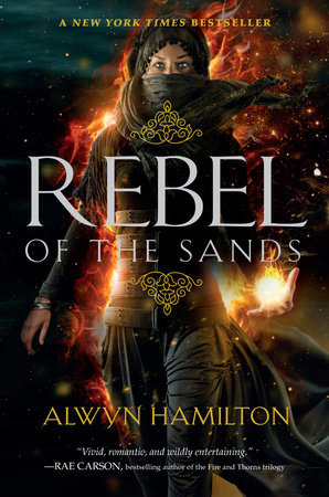 Rebel of the Sands - Penguin Teen