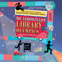 Cover of Mr. Lemoncello\'s Library Olympics cover