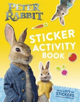 Peter Rabbit, The Movie Sticker Activity Book