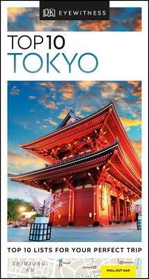 DK Eyewitness Top 10 Tokyo