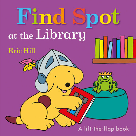 Cover image for Find Spot at the Library